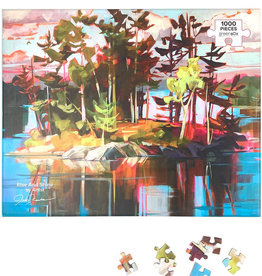 Greenbox Art Rise And Shine Puzzle