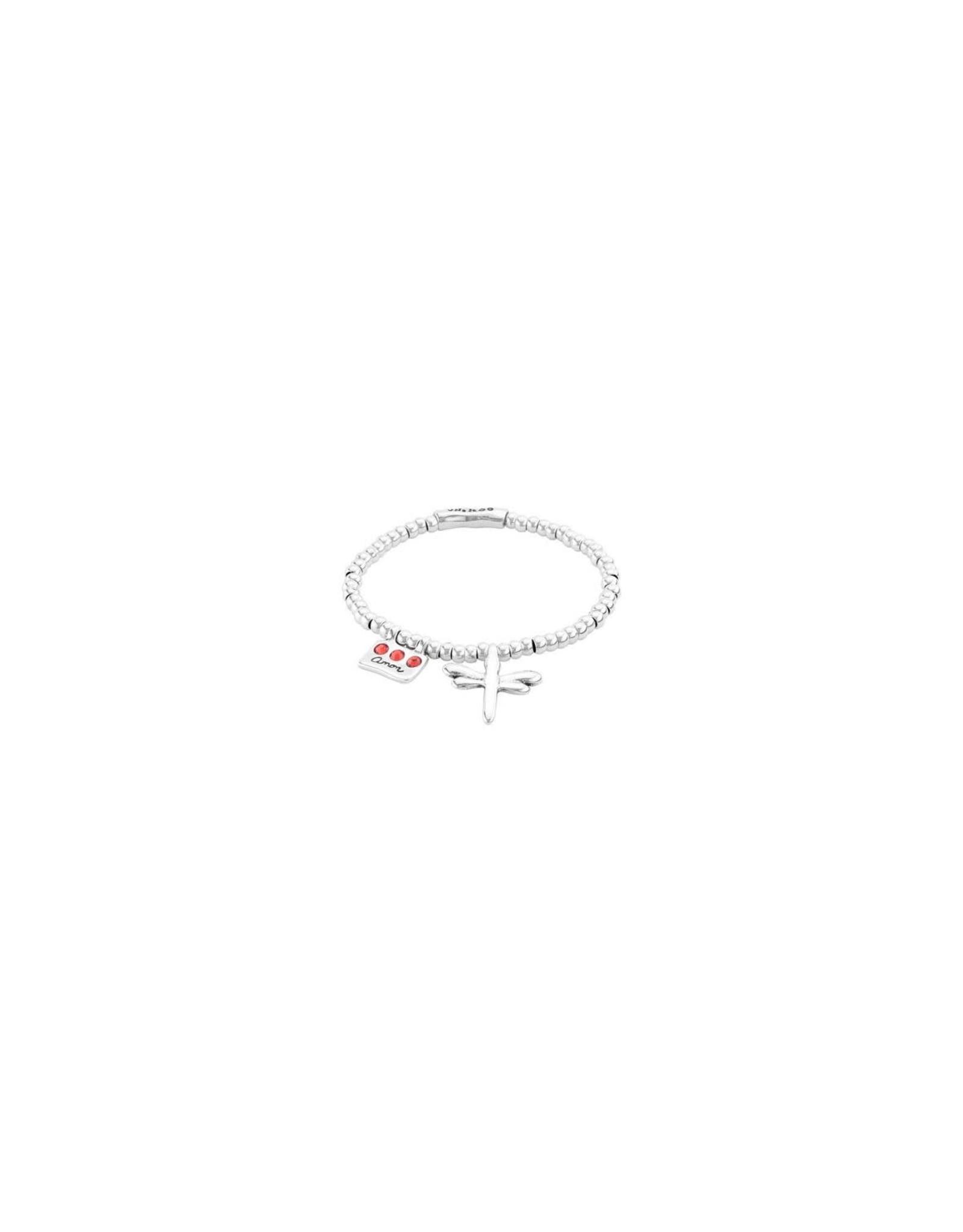 Uno de50 Love-Me Bracelet Medium Single