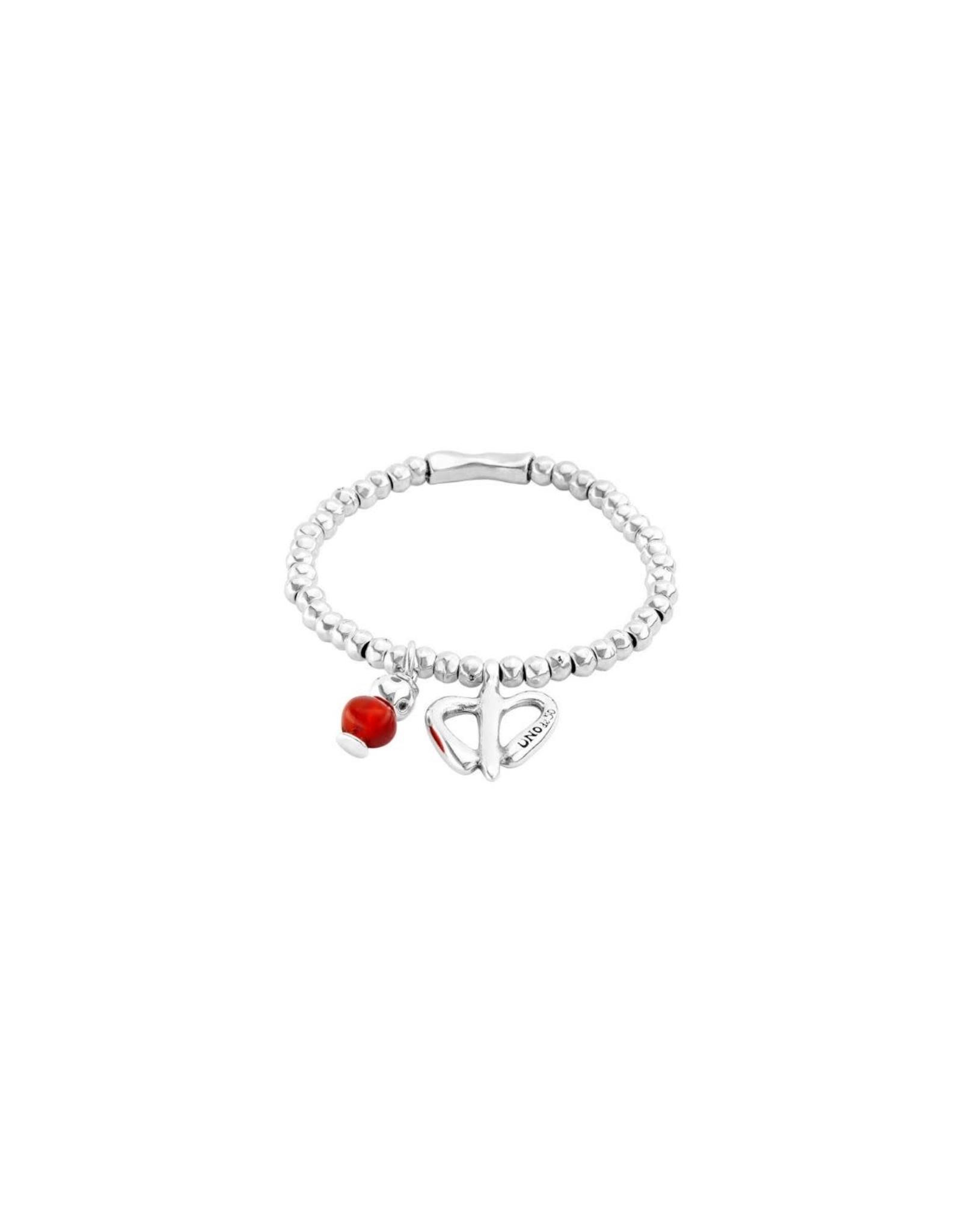 Uno de50 Love Freedom Bracelet Medium