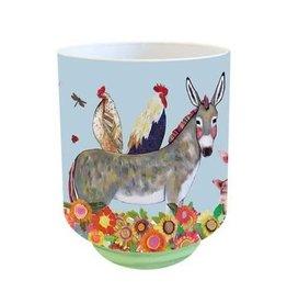 Greenbox Art Farm Buddies - Vase