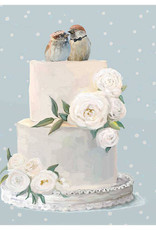 Greenbox Art Wedding Birds Tea Towels