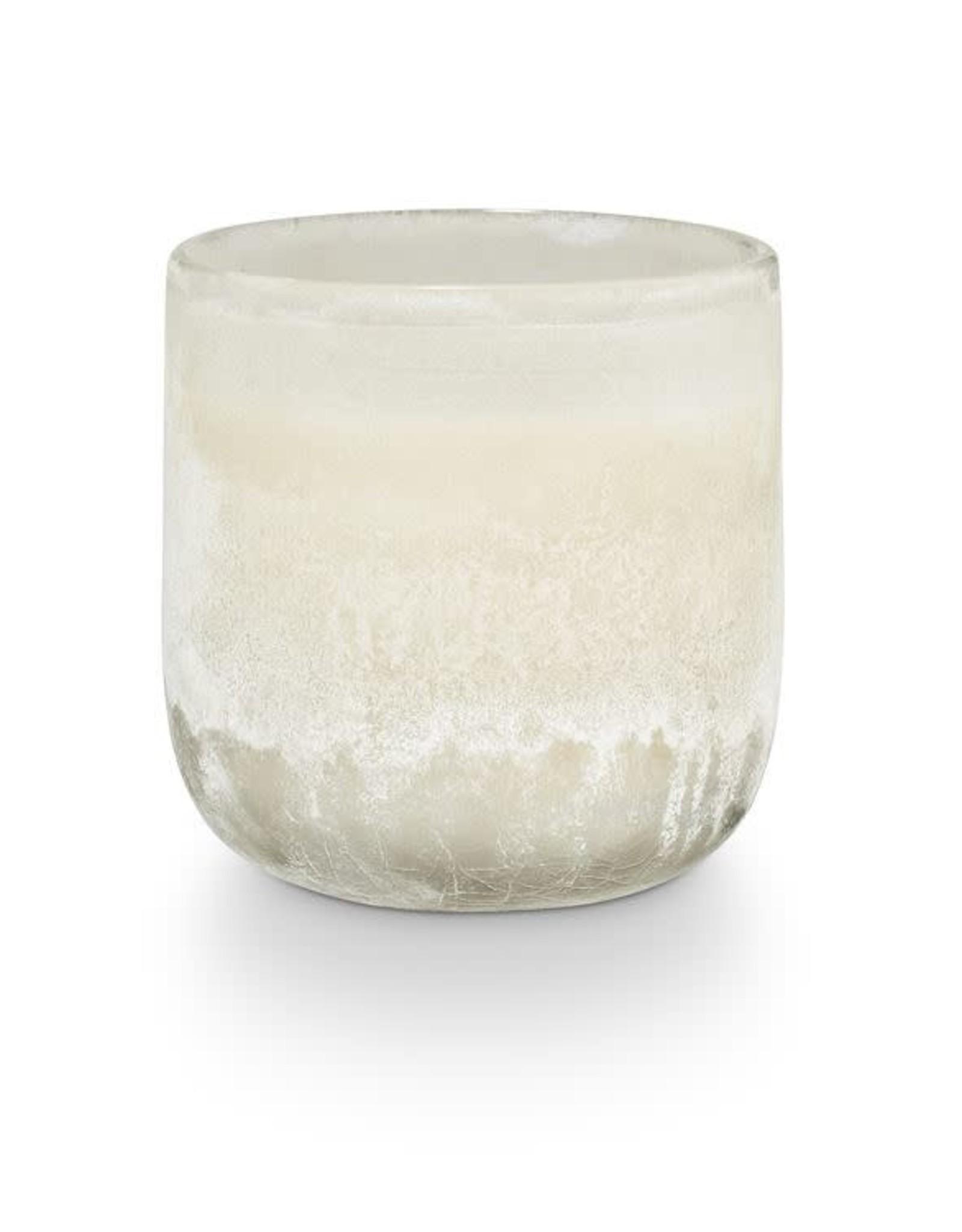 Paloma Petal Medium Mojave Glass