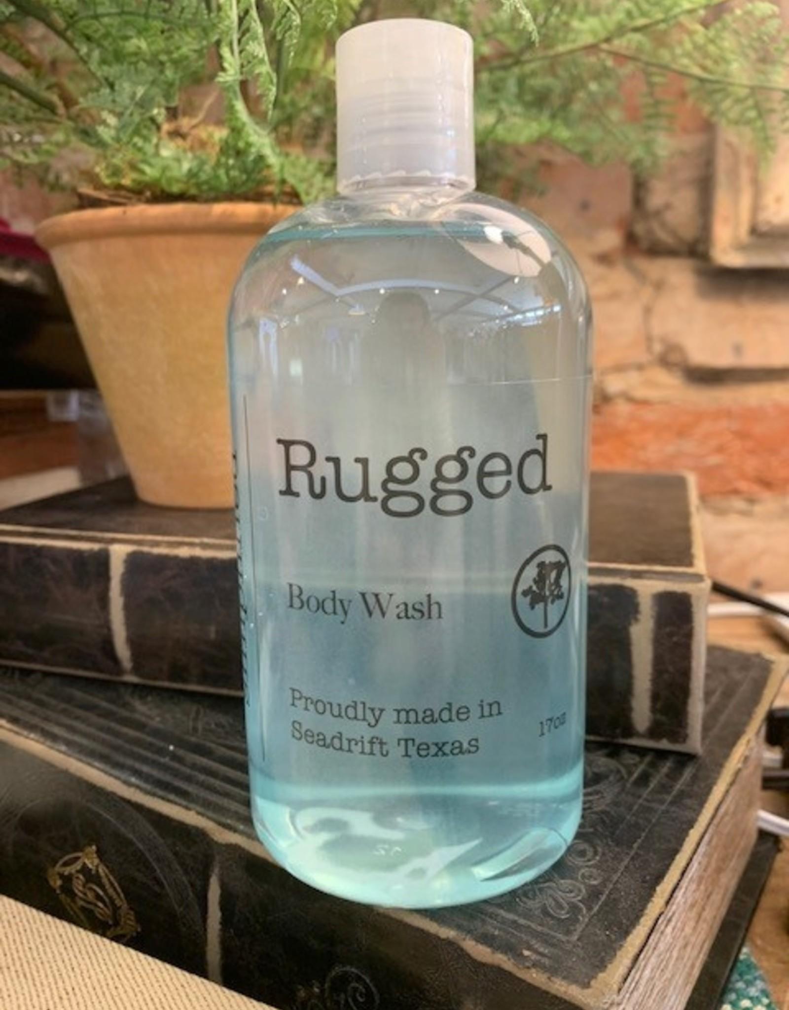 Body Wash - Rugged