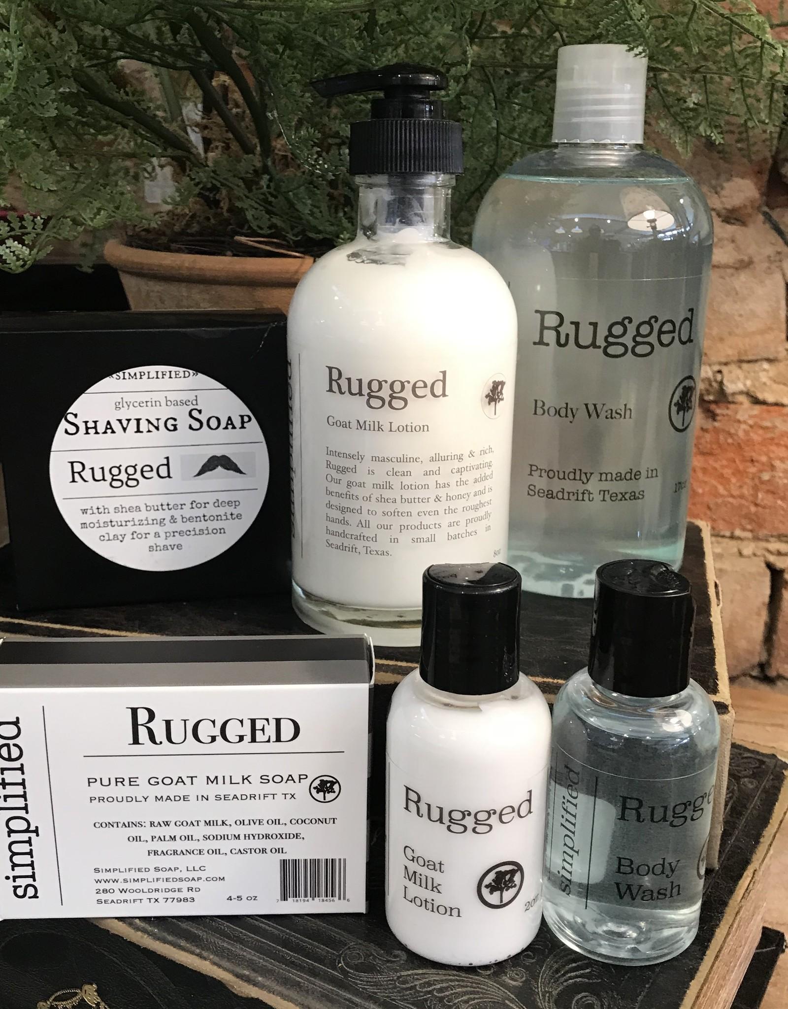 Bar Soap - Rugged