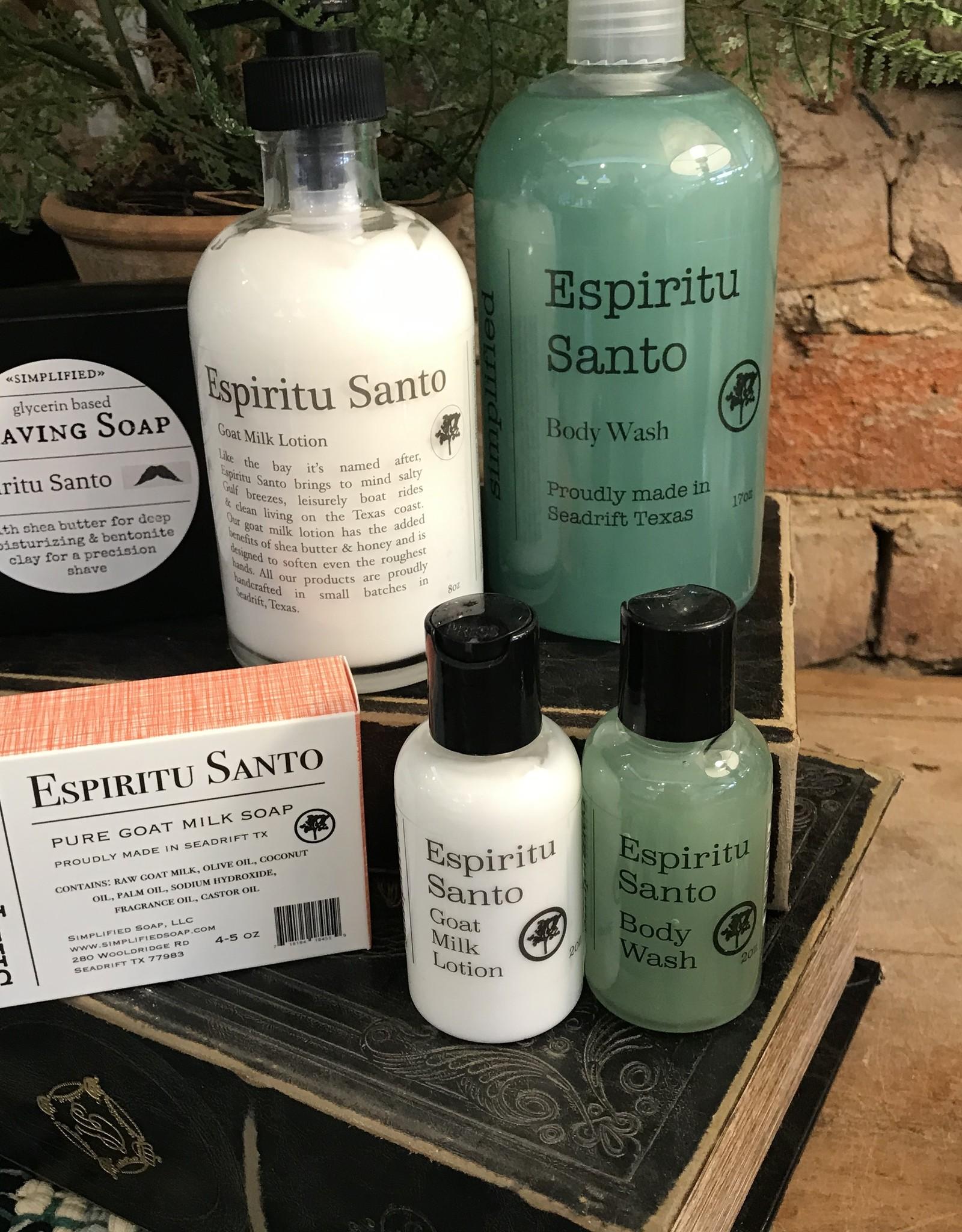 Shave Soap 5 oz - Espiritu Santo