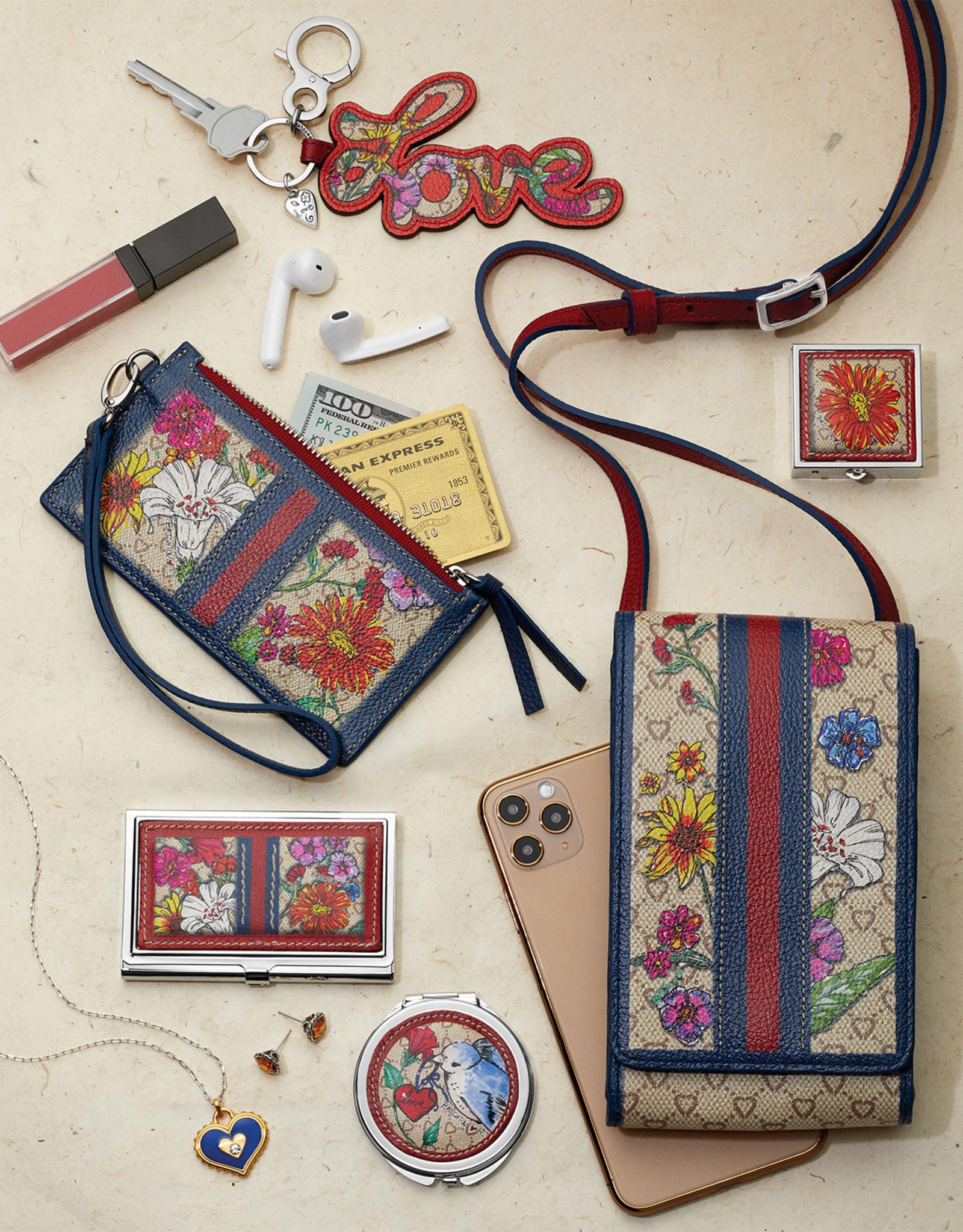 Brighton Field Of Love Card Pouch