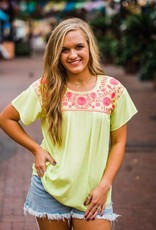 Layerz Clothing Sunny Top