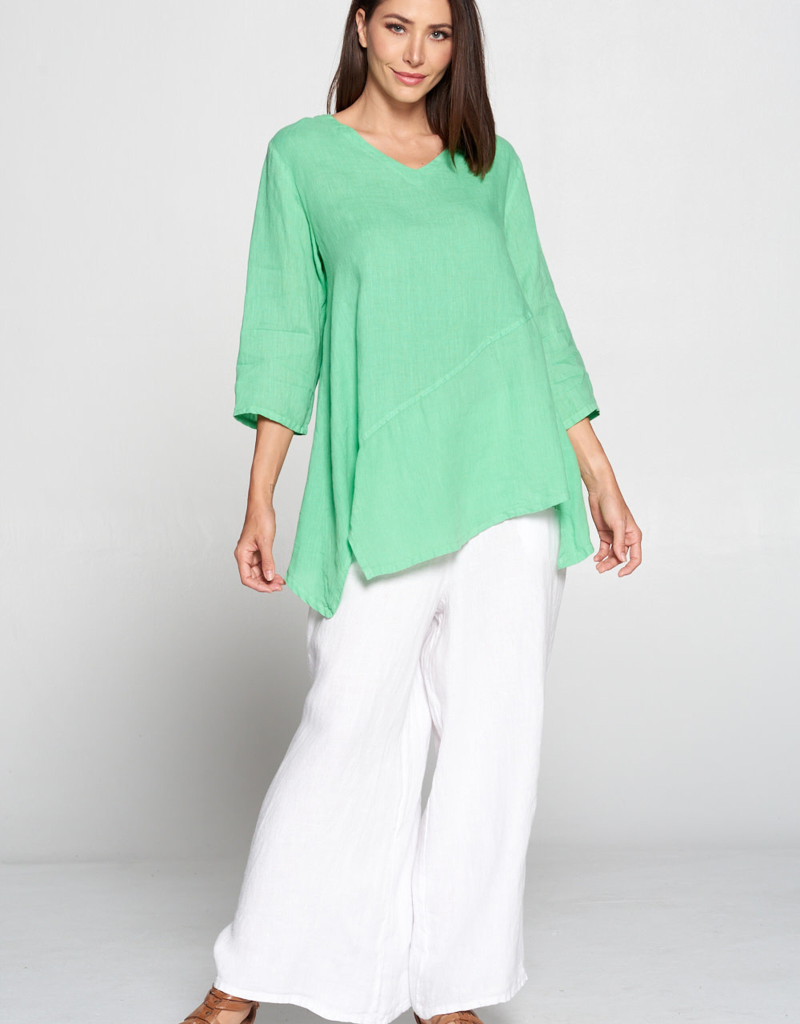 Match Point 3/4 Slv. Pullover Tunic