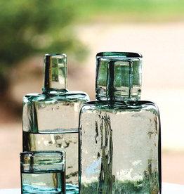 Kalalou Bedside Water Carafe & Drinking Glass