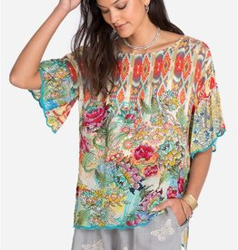 Johnny Was Collection Belize Eloise Top