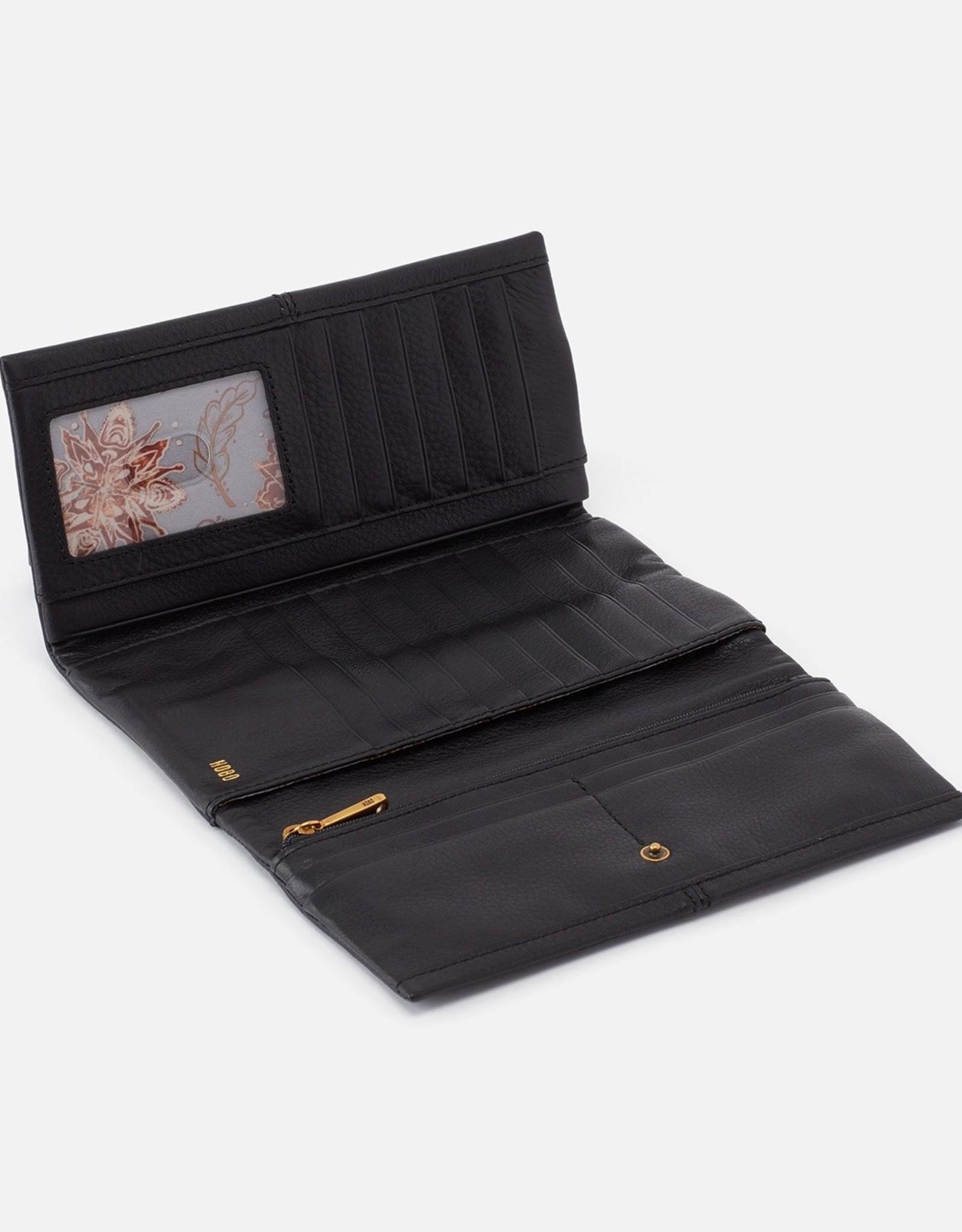 Hobo Keen Continental Wallet