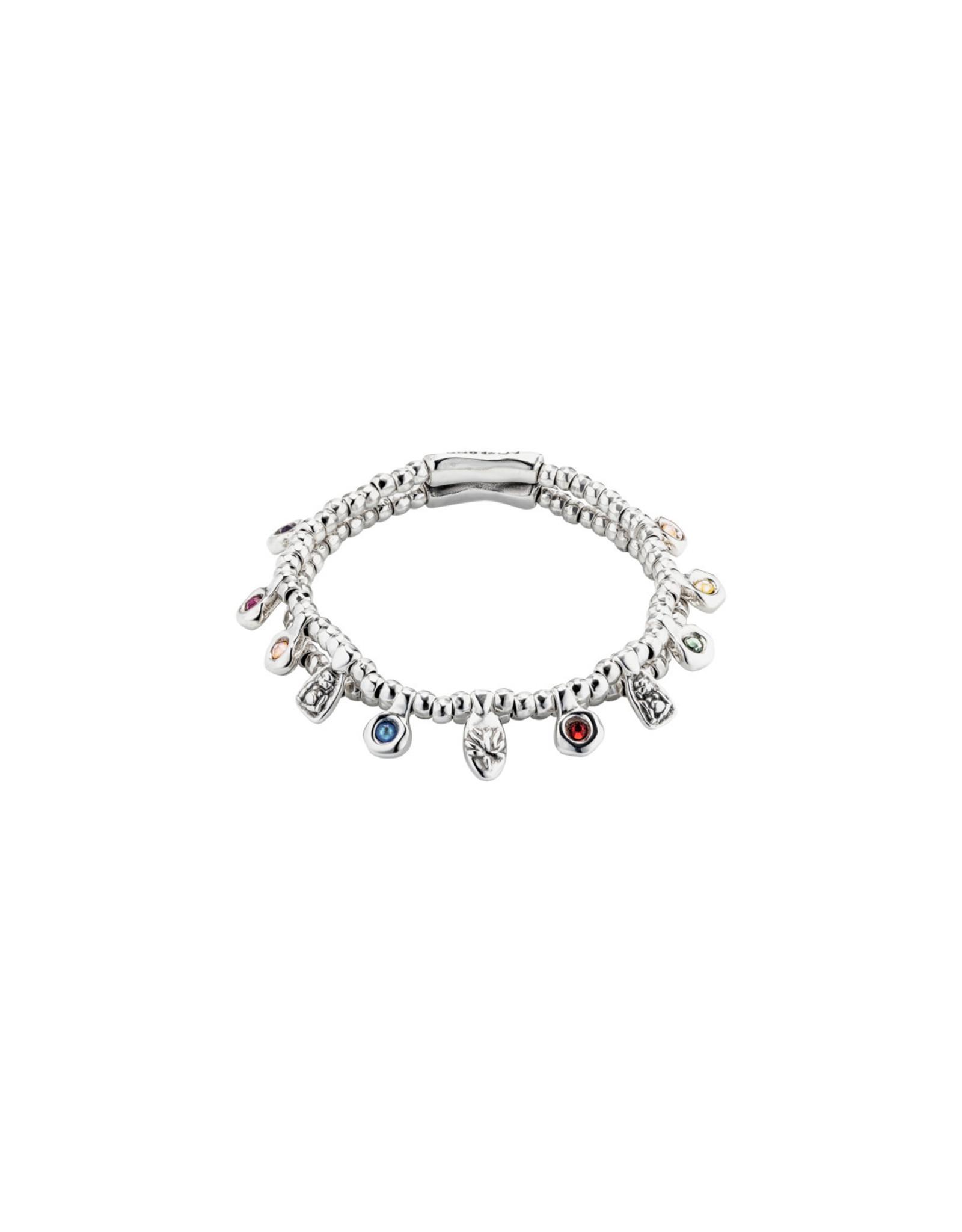 Uno de50 Double Vitality Bracelet Medium