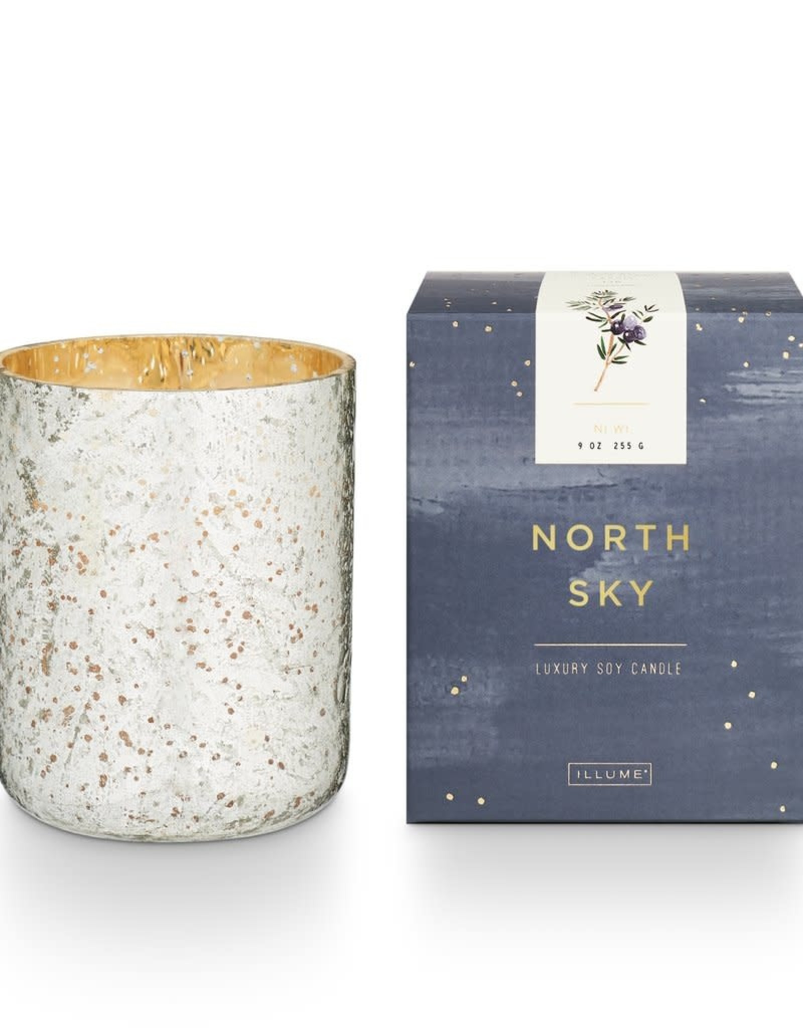 North Sky Small Luxe Candle