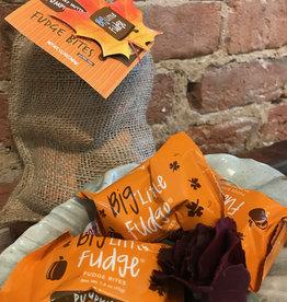 Big Little Pumpkin Fudge in Burlap Sack - 8 pc @ 1.6oz