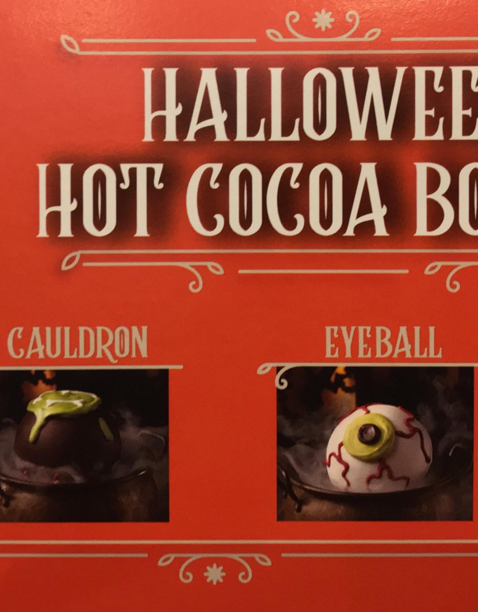Hot Cocoa Bombs Halloween-4 pc