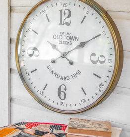 Kalalou Old Town Station Clock