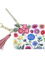Greenbox Art Wildflowers Key Pouch