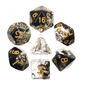 Goblin Dice Stormy Clouds Dice Set