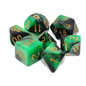 Goblin Dice Serpent Fang Dice Set