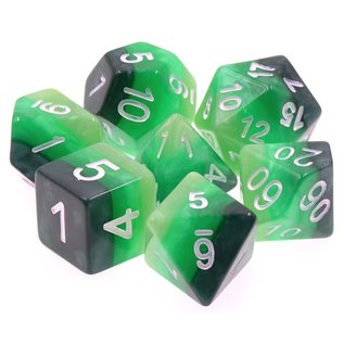 Goblin Dice Emerald Sands Dice Set
