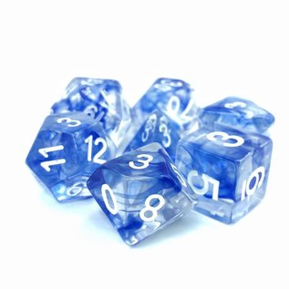 Goblin Dice Blue Nebula Dice Set