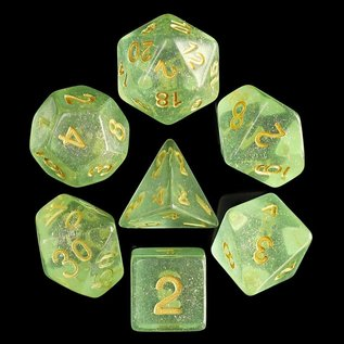 Goblin Dice Dragonfly Wing Dice Set