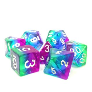 Goblin Dice Tropical Horizon Dice Set