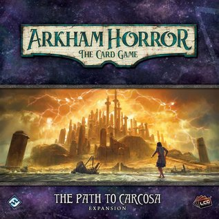 Fantasy Flight Games Arkham Horror LCG: Path to Carcosa Deluxe
