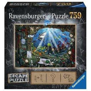 Submarine Escape Puzzle