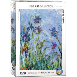 Eurographics Irises - Monet
