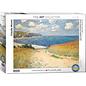 Eurographics Path Through the Wheat Fields - Monet