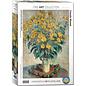 Jerusalem Artichioke Flowers - Monet