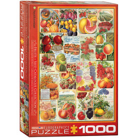 Eurographics Fruits Seed Catalogue Collection