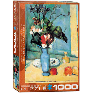 Eurographics Blue Vase - Cezanne