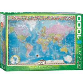 Eurographics Map of the World 1
