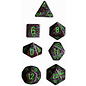 Earth Speckled Dice Set