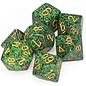Golden Recon Speckled Dice Set