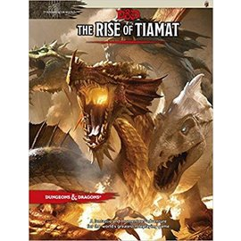 Wizards of the Coast The Rise of Tiamat