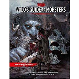 Wizards of the Coast Volo's Guide to Monsters