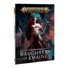 Daughters of Khaine Codex