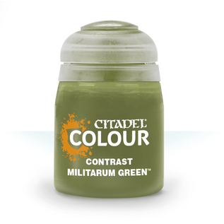 Citadel Militarum Green (Contrast 18ml)
