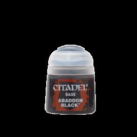 Citadel Abaddon Black (Base 12ml)