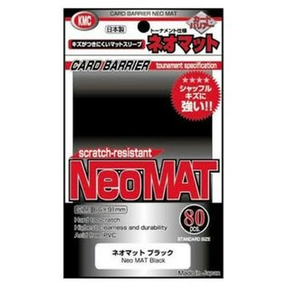 KMC Neo Hyper Matte Black CLOSEOUT