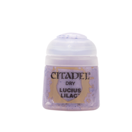 Lucius Lilac (Dry 12ml)