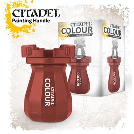 Citadel Painting Handle Red