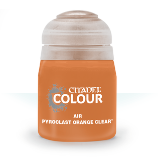 Pyroclast Orange Clear (Air 24ml)