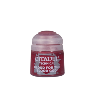 Citadel Blood for the Blood God (Technical 12ml)