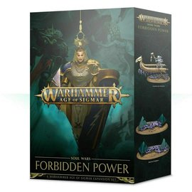Soul Wars: Forbidden Powers