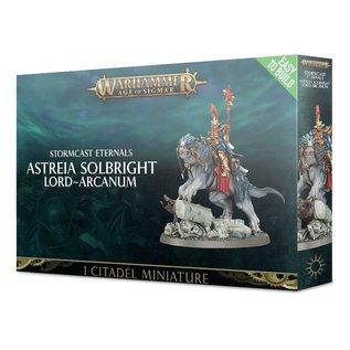 Astreia, Solbright, Lord-Arcanum