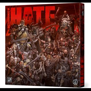Battlegrounds of Hate